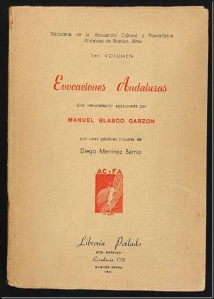 Evocaciones Andaluzas-1941 MBG
