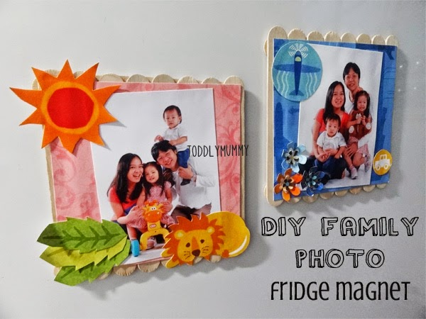 Photo magnet 8