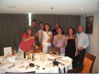 JH 16 Jul Black Forest & Colmar 244 ReNae, RJ, Van, Marcia, Mick, Janice, Lena & Craig