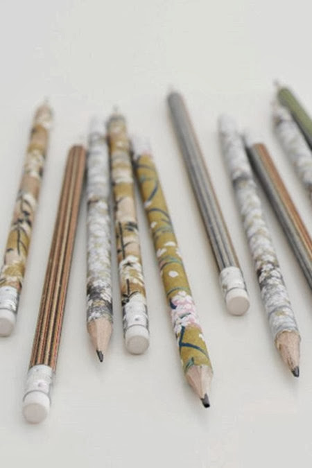Pretty Pencils by Georgica Pond