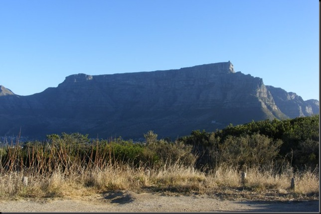 Table Mountain SA