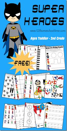 math worksheet : superhero worksheets for kids : Super Kids Math Worksheets