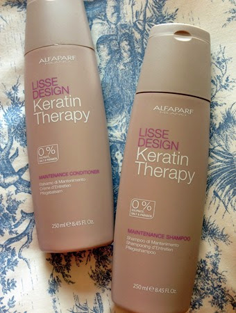 Alfaparf-Lisse-Design-Keratin-Therapy-Shampoo Conditioner