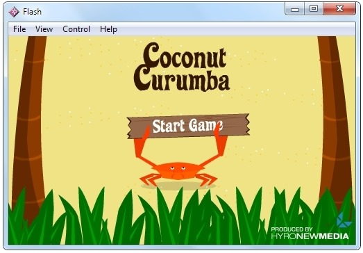 Free Download Game Coconut Cumba 01