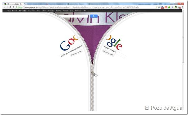 Google, ¡se te escapa el pajarito!
