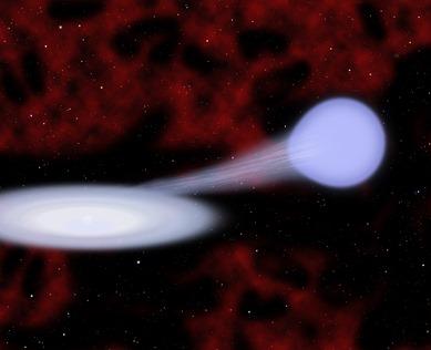 geração do novo tipo de supernova
