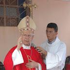 Domingo de Ramos na paróquia de Itapuã