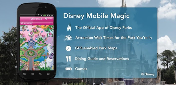 Disney Mobile Magic apk