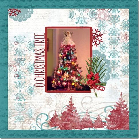 Dec 3-O Christmas Tree
