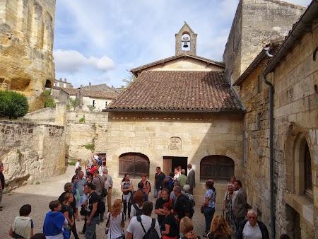 12. Bisericile antice din St. Emilion.JPG