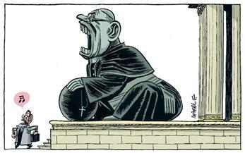 Iglesia católica-manel