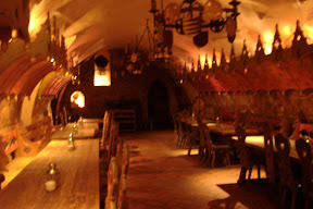Inside the oldest restaurant in Europe!