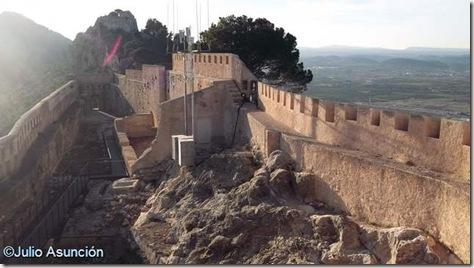 Castillo Menor - Xátiva