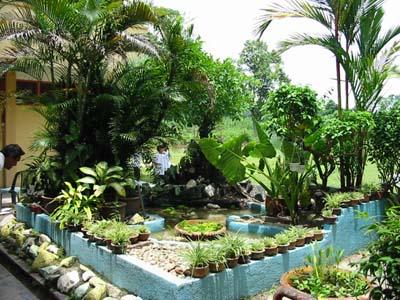 Jasa Desain Taman on Relief Taman