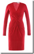Max Mara Red Dress