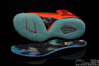 lebron9 allstar galaxy 69 web black Nike LeBron 9 All Star aka Galaxy Unreleased Sample