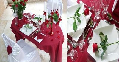 1000 deco bien pr parer votre d co saint valentin for Deco de table saint valentin