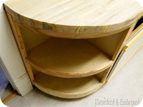 Custom Bathroom Vanity and Butcher Block Counter {Sawdust and Embryos}_thumb