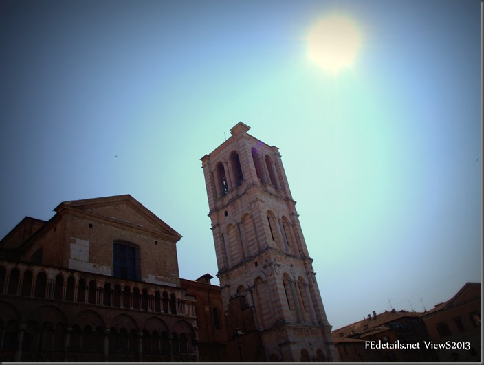 Cattedrale di San Giorgio, Ferrara, Italy - St. George Cathedral, Ferrara, Italy