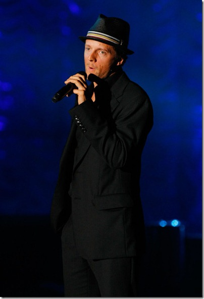 Jason Mraz - 2009 - 40th Annual Songwriters Hall of Fame Ceremony