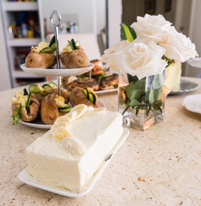 [Wedding Cake Tasting]