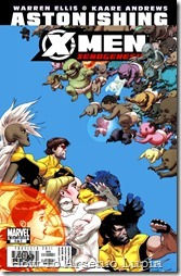 P00006 - 05- Astonishing X-Men Xenogenesis #5
