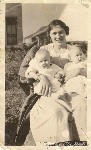 August 5 1923 babies Solway