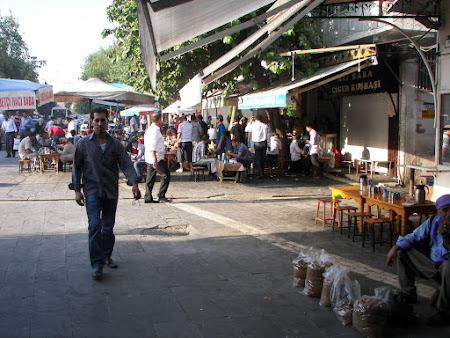 Bazar Urfa Turcia