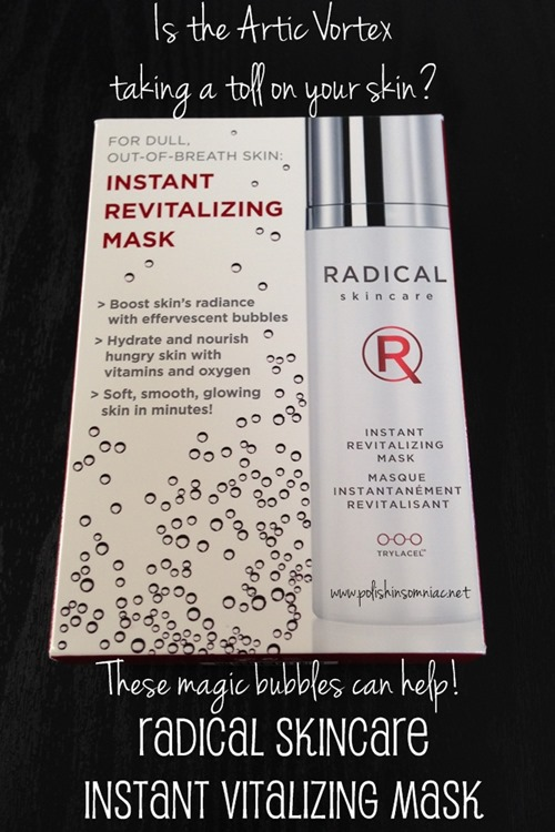 Radical Skincare Instant Revitalizing Mask