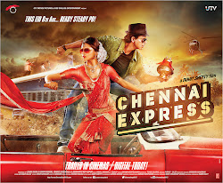 Chennai Express Exclusive Posters/Wallpapers