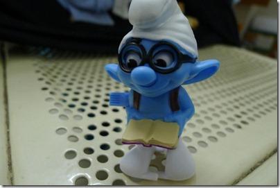 Brainy Smurf