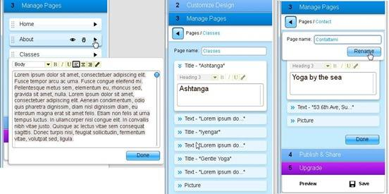editare-pagine-wix