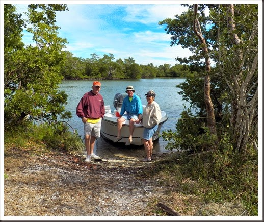 Fakahatachee Island, FL