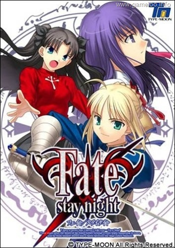 Fate/Stay Night - 1M Edition