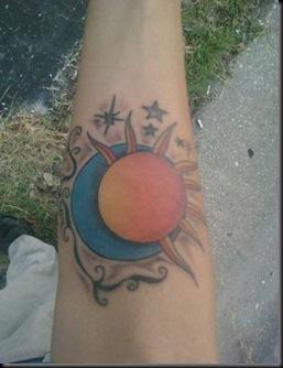 Racheal's Tattoo