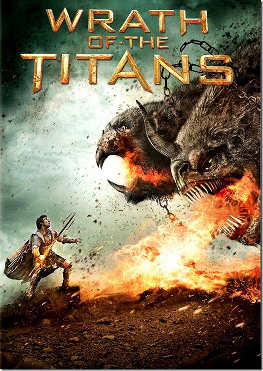 Wrath of the Titans สงครามมหาเทพพิโรธ [VCD Master]