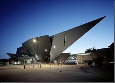Key Extension to the Denver Art Museum