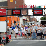 WBFJ - Fleet Feet - Mission Mile &amp; 5K - Rescue Mission - Downtown Winston-Salem - 8-11-12