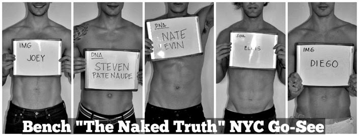 Bench The naked truth nyc go see