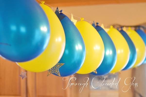 Twinkle, Twinkle Little Star Baby Shower | Through Clouded Glass