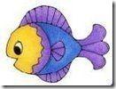 peces clipart blogcolorear (23)