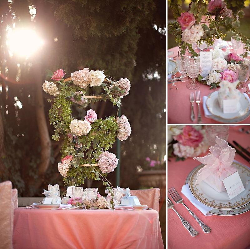 4OakandtheOwl_Floral Chandelier