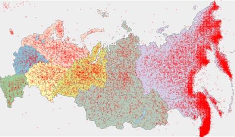 Где у нас Владивосток?