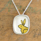 'Some bunny loves you...' Too corny?  Well, any bunny-mama whose adopted a bun into a loving home knows how grateful they are... so a bunny would for sure want to acknowledge his/her human mama with this