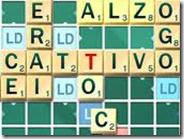 Anagrammare serie di lettere per formare una parola intera come su Literati e Scarabeo