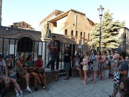 Obiective turistice Bucuresti: Curtea Arsa