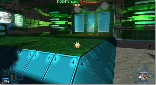 Marble Arena 2 freeware game (2)