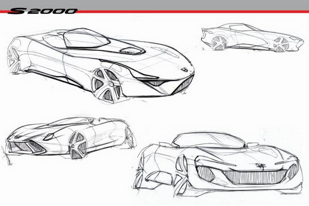 design student envisions new honda s2000 roadster for 2020