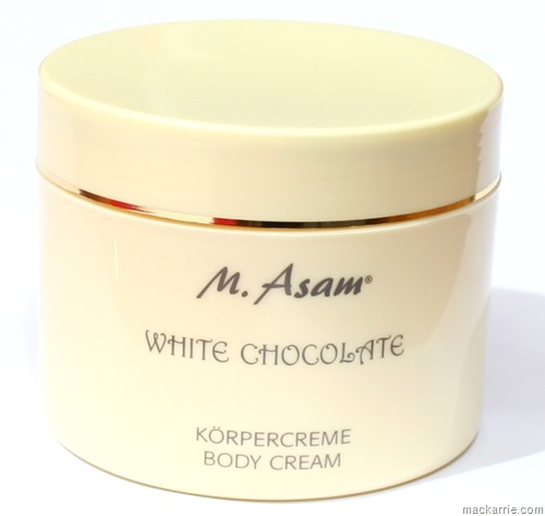 WhiteChocolateBodyCreamMAsam
