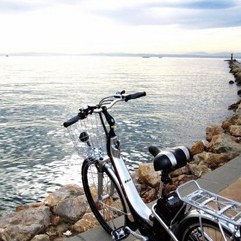 China lidera producción de mercado mundial en bicicletas eléctricas